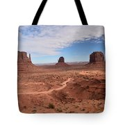 Monument Valley-one Tote Bag