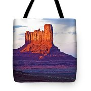 Monument Valley Sunset One Tote Bag