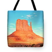 Monument Valley Wide View Tote Bag
