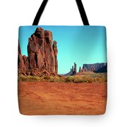 Monument3 Tote Bag