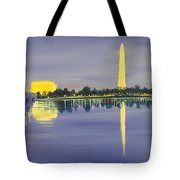 Monumental Evening Tote Bag