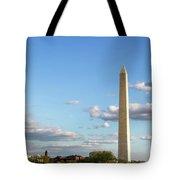 Monumental Obelisk Tote Bag