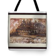 Monuments At Utaranchal Tote Bag