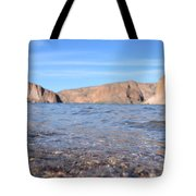 Monuments On Water Tote Bag