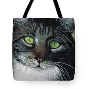 Moochie Tote Bag