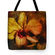 Mood Of The Orchid Tote Bag