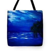 Moods Of The Sea Romantic Tote Bag
