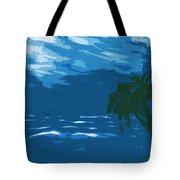 Moods Of The Sea Surreal Tote Bag