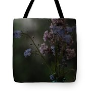 Moody Bouquet Tote Bag