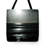 Moody Coast Tote Bag