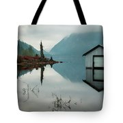 Moody Reflection Tote Bag by Windy Corduroy