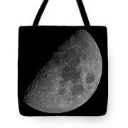 Moon 61 Percent Tote Bag