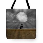 Moon Beams Tote Bag
