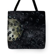 Moon Drops Tote Bag