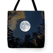 Moon Glo Tote Bag