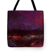 Moon Glow 5-6-11 Julianne Felton Tote Bag
