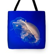 Moon Jelly Series #3 Tote Bag
