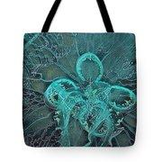 Moon Jellyfish Art Tote Bag