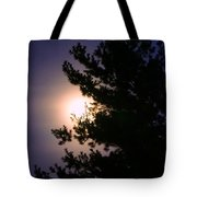 Moon Magical Glow Tote Bag