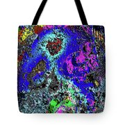Moon Of Another Planet Tote Bag