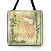 Moon Of Fatness Tote Bag