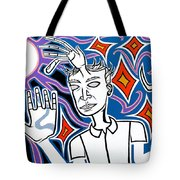 Moon Of Pomona Tote Bag