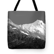 Moon Over Alaska Tote Bag