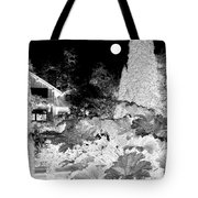Moon Over Stanley Park Tote Bag by Will Borden