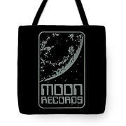 Moon Records Tote Bag