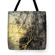 Moon Roots Tote Bag