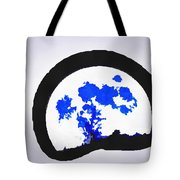 Moon Set Tote Bag