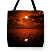 Moon Water  Tote Bag