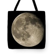 Moon3 Tote Bag