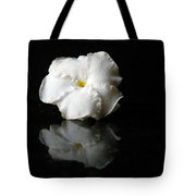 Moonbeam Flower Tote Bag