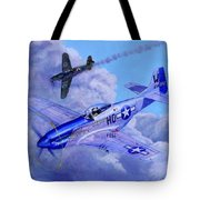 Moonbeam Mcswine Tote Bag