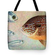 Mooneyes, Sunfish Tote Bag