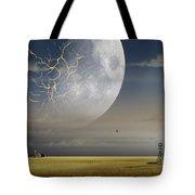 Moonfall Tote Bag