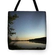 Starlight Over Susan Lake Tote Bag