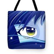 Moonie Tote Bag