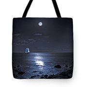 Moonlight Bay Tote Bag