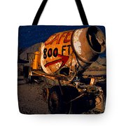 Moonlight Cafe Tote Bag