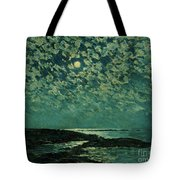 Moonlight Tote Bag by Childe Hassam