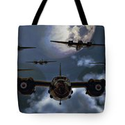 Moonlight Marauders Tote Bag