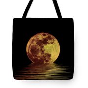Moonlight On The Bay Tote Bag