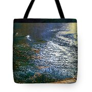 Moonlight On The Mississippi Tote Bag