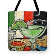 Moonlight Over Margaritaville Tote Bag