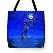 Moonlight Passion Tote Bag