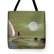 Moonlight Sailnata 2 Tote Bag