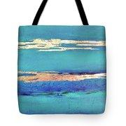 Moonlight Sea Tote Bag