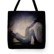 Moonlight Tanning Tote Bag